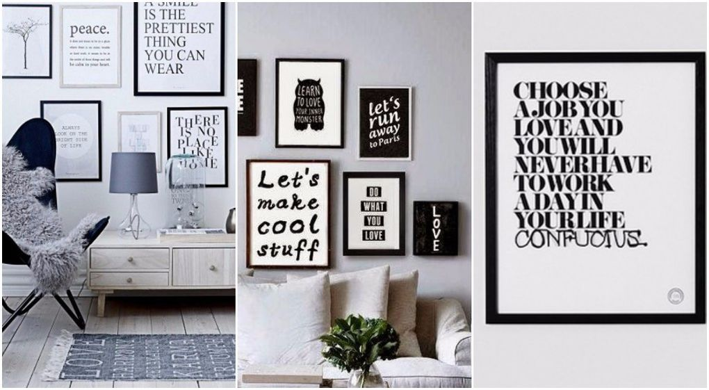 Decorar con creatividad ¿te animas?