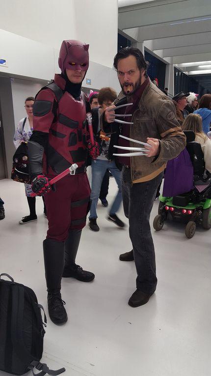 Que pensez-vous de ces cosplay?