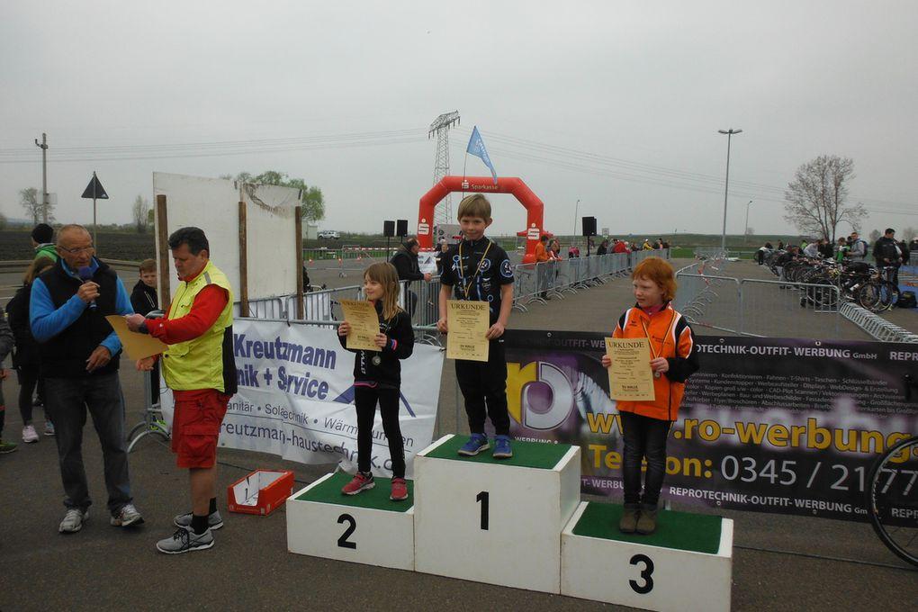 Ergebnisse 3. Halle-Duathlon (02.04.17)
