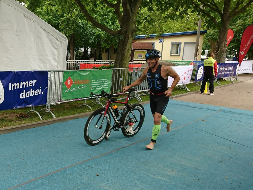 Ergebnisse 13. Geiseltal-Hasse-See Triathlon (02.07.2017)