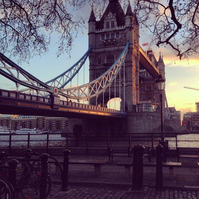 """""""La mia Londra"""" di Teo."""