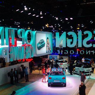 Présentation du concept car Citroën Cactus M avec Talent Prod