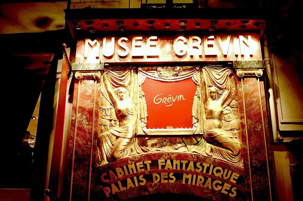 Evénement au Musée Grévin