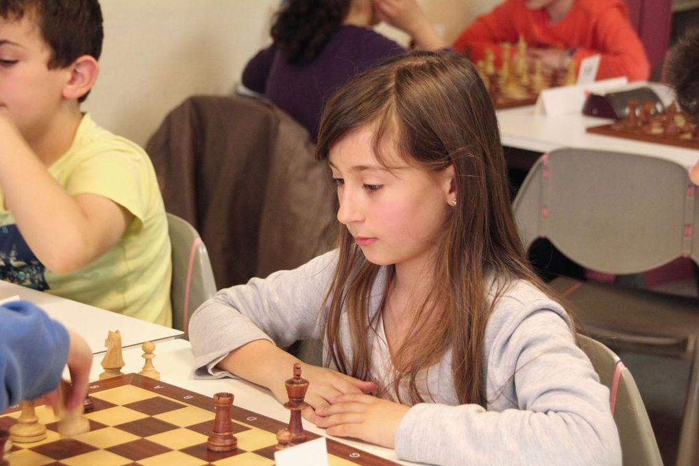 Diaporama : tournoi Interne des jeunes de Pâques 2016