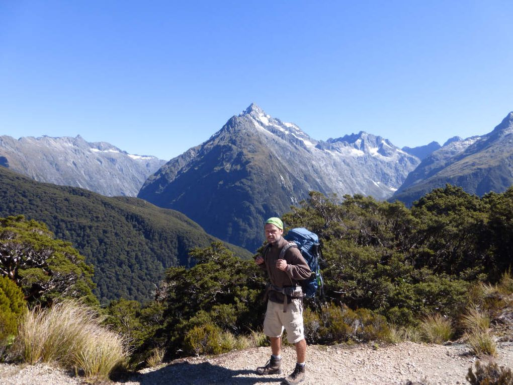 RouteBurn Track - Great Walk #5