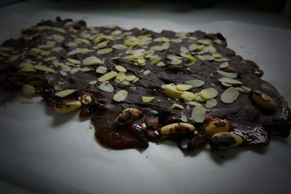 Chocolate Toffee Brickle
