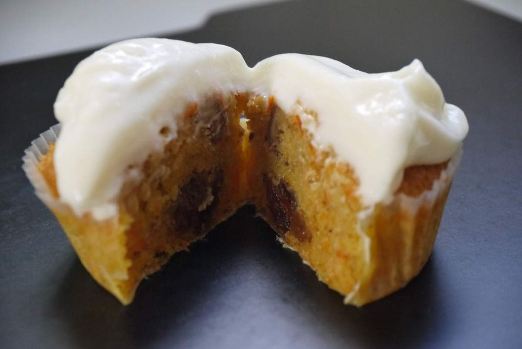 Carrot Cupcakes #Bataille Food 22