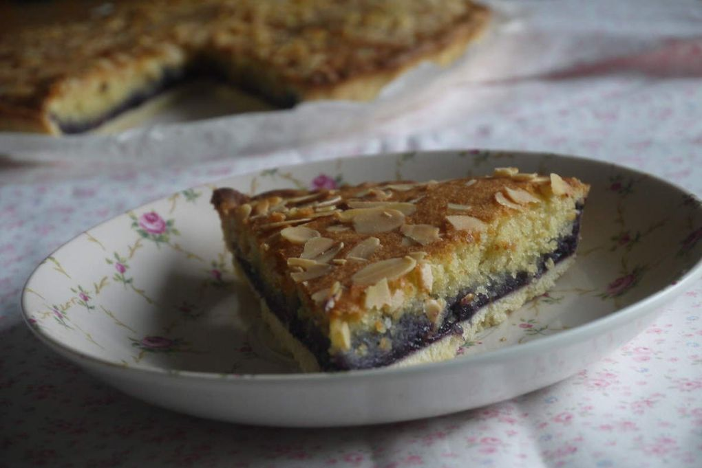 Bakewell tart - Concours &quot&#x3B;Take me to London&quot&#x3B;