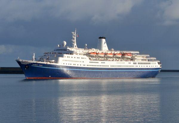 Plusieurs paquebots en escale en juin : Marco Polo, Discovery et Minerva