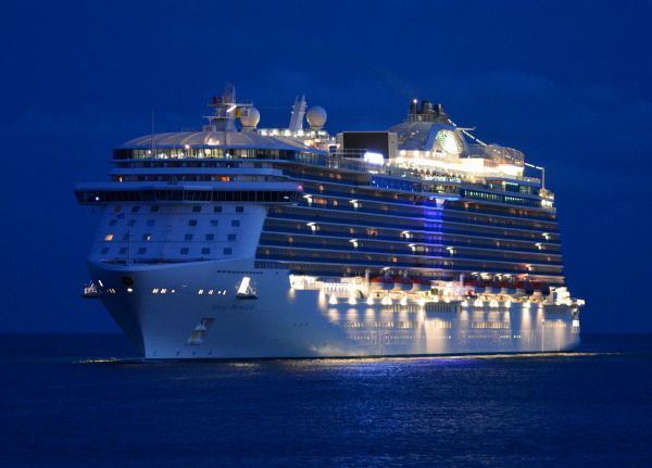 Le Regal Princess au Havre