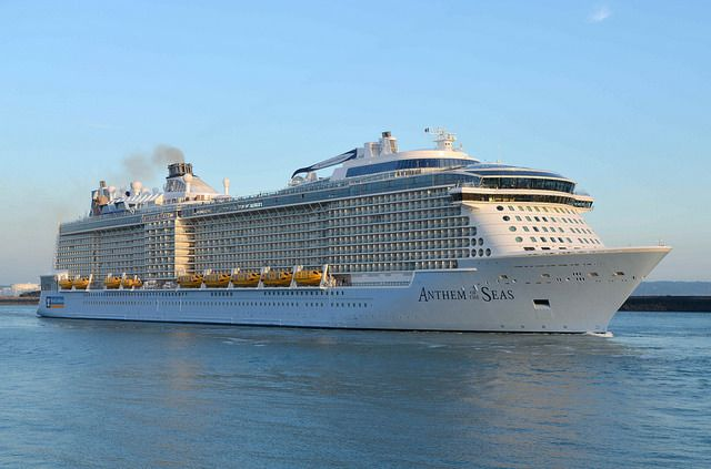 L'Ovation of the Seas sera un sister-ship de l'Anthem of the Seas