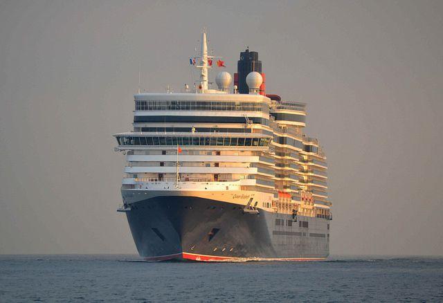 Cunard à Cherbourg : d'autres escales programmées après le Queen Elizabeth