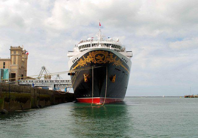 Disney Cruise Line reviendra en 2018 à Cherbourg