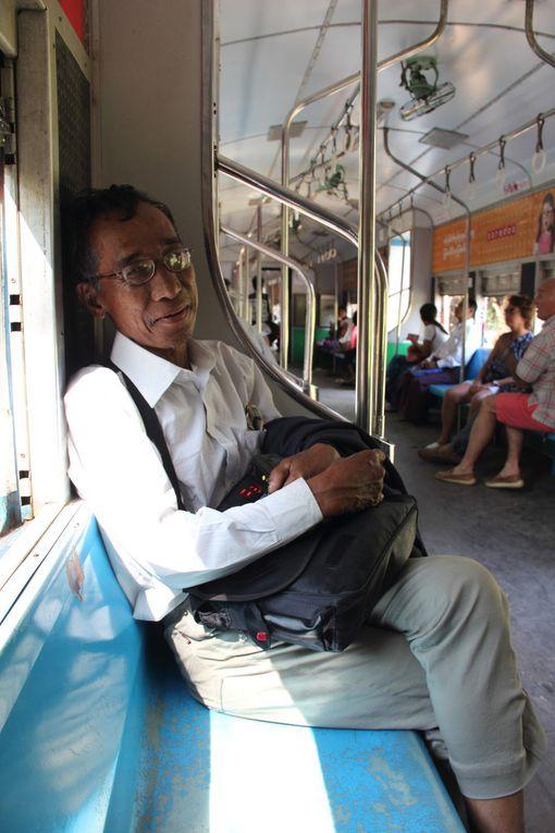 Premiers pas au Myanmar - 2ème partie