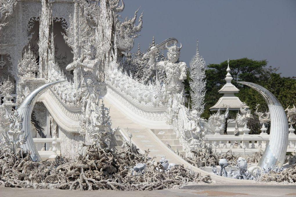 Chiang Rai, ville paisible et alentours