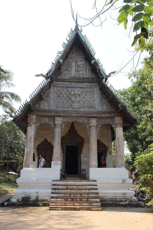 Court passage à Luang Prabang et mission chinoise à Vientiane