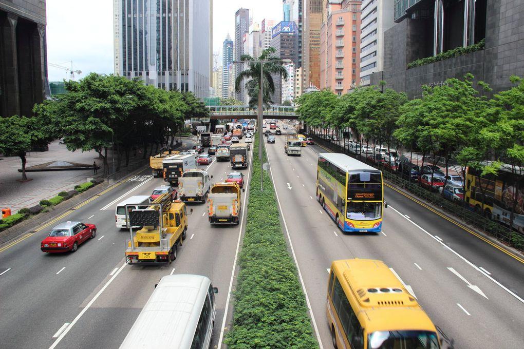 Une courte halte à Hong Kong