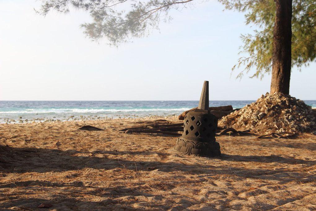 Les paradisiaques îles Gili