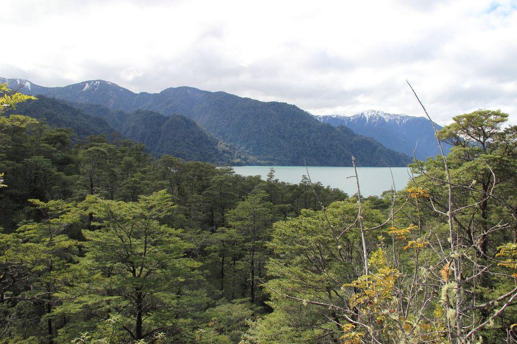 Entre lac, parc national et volcans…