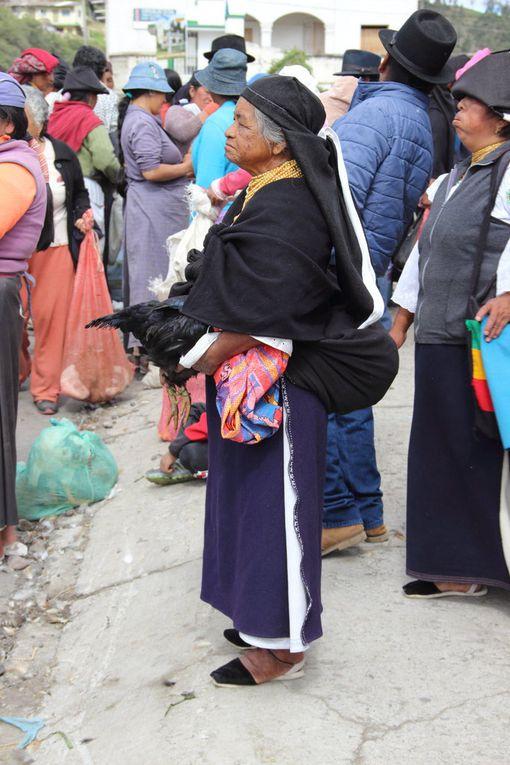 Otavalo et son grand marché