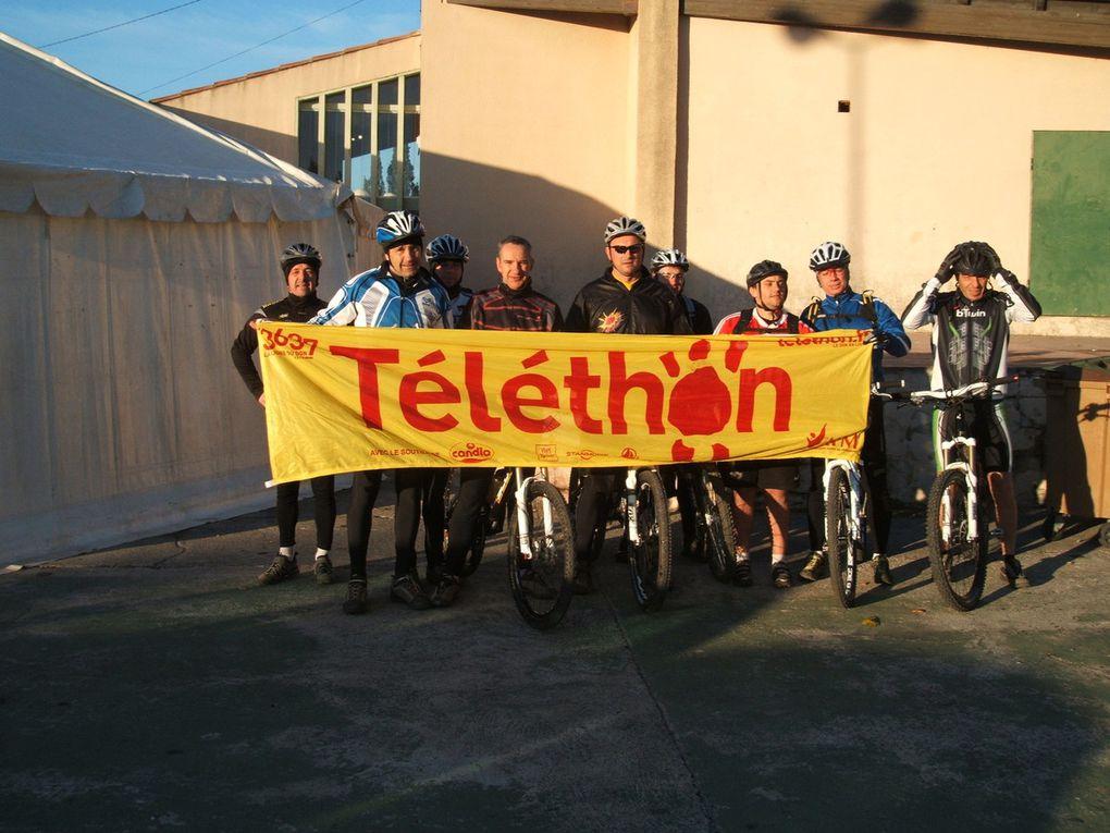 Solidarité pour le Téléthon