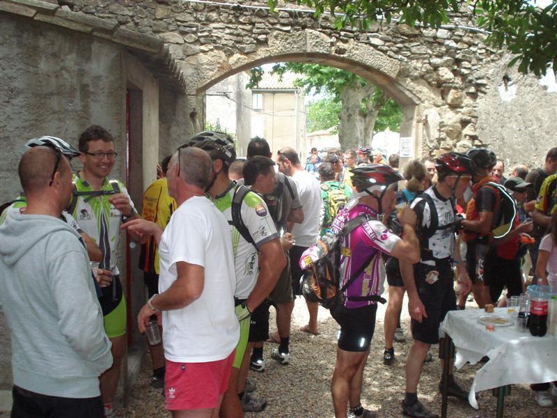 Sur les Crêtes de Conilhac 2011