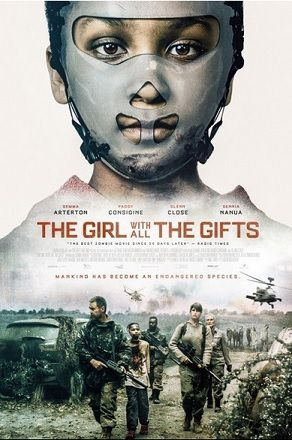 THE LAST GIRL Gemma Arterton- Paddy Considine- Glenn Close- Sennia Nanua