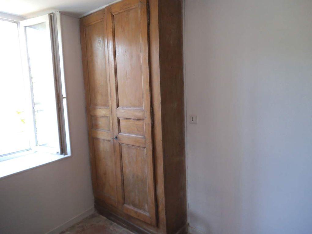salle à manger/chambre provisoire finie