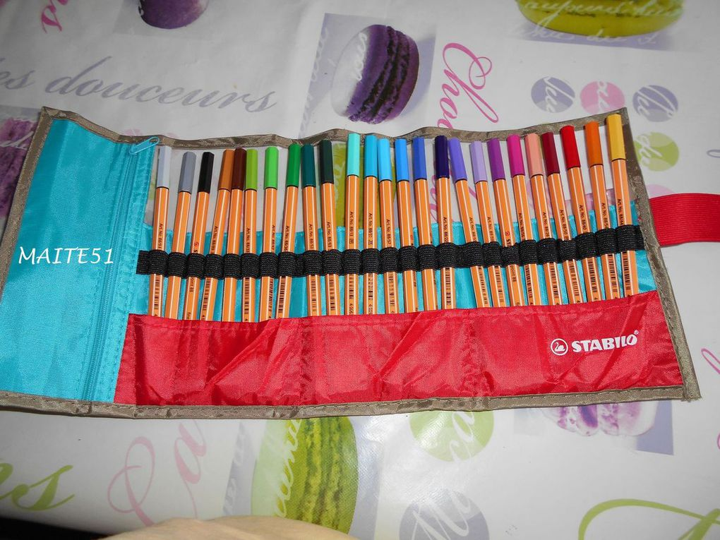 Feutres &amp&#x3B; Crayons... !