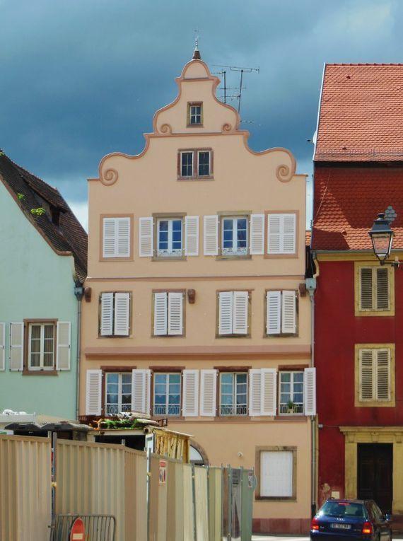 Sélestat (67) Schlettstadt 3ème partie