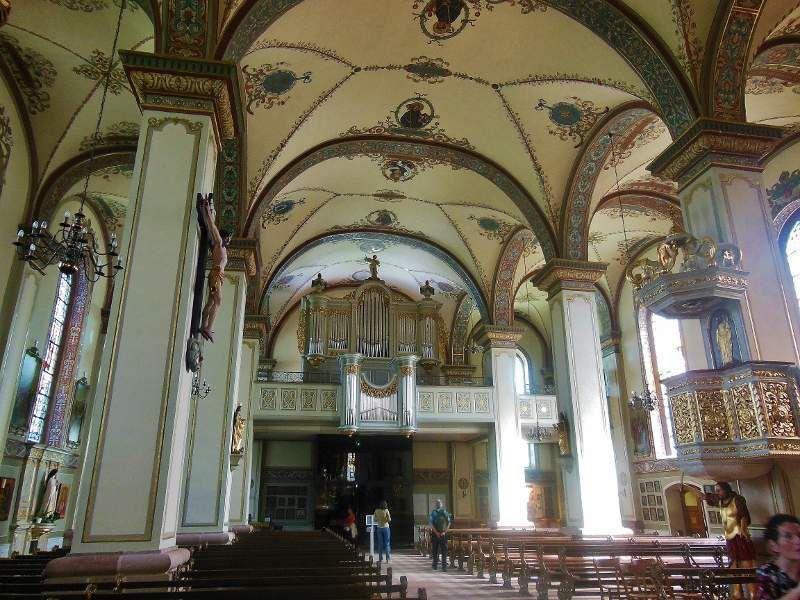 La Basilique de Thierenbach - 68