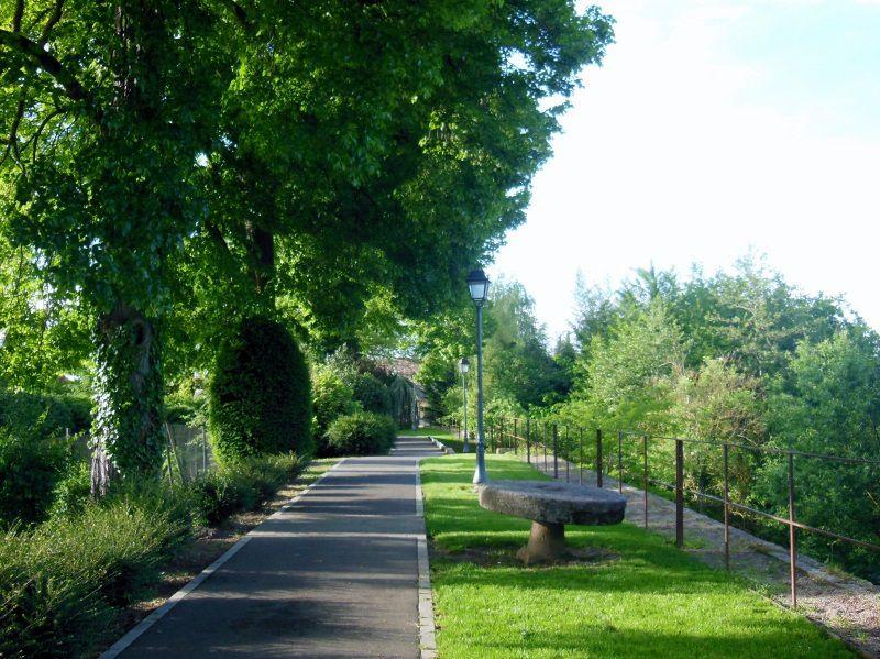Promenade des remparts - Ensisheim (68)