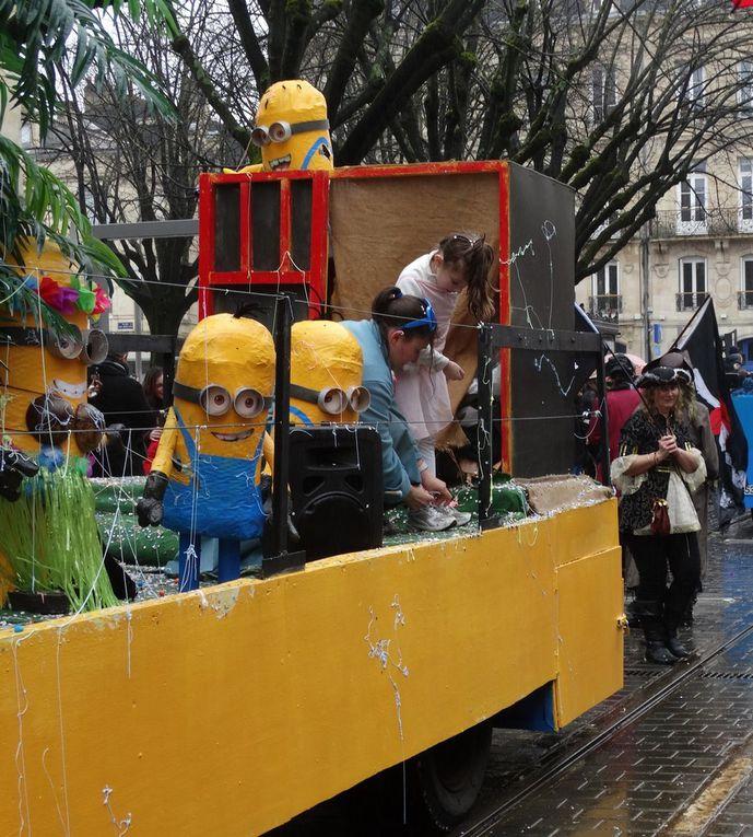 Le carnaval des Monstres à Bordeaux...
