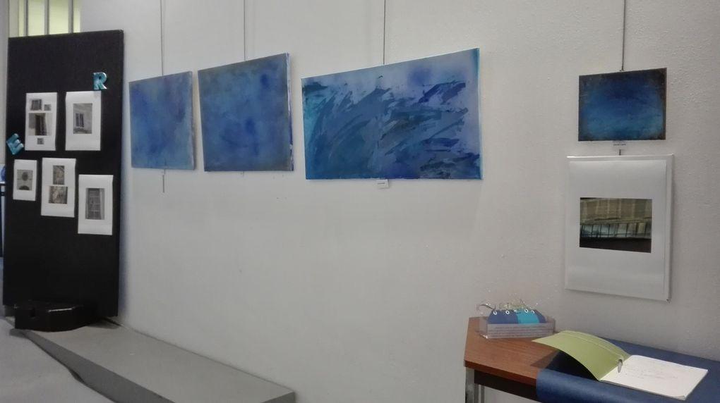 Libertés bleues d'Emmanuelle HALTEL