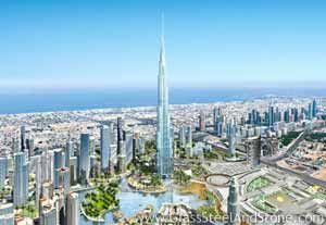 Burj Khalifa -Dubai-