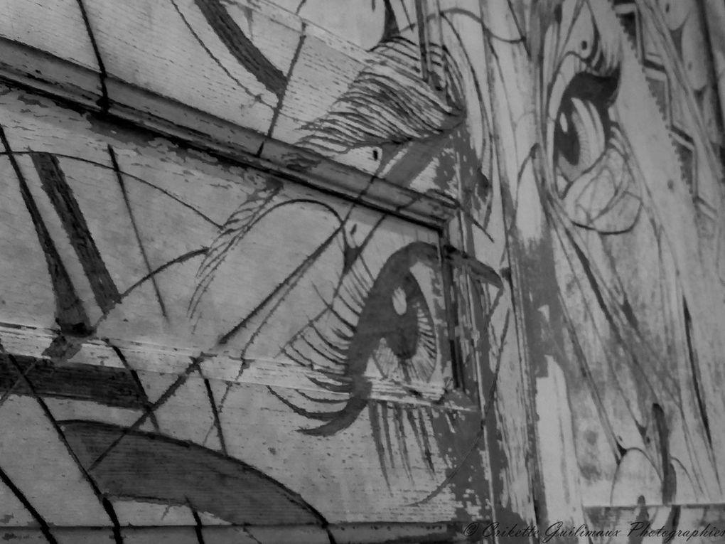 Détails des œuvres d'HOPARE exposées du 21 au 24 mai 2015 à PARIS