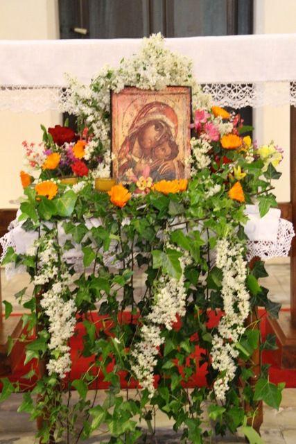 Mois de Marie à la chapelle st J-M Vianney