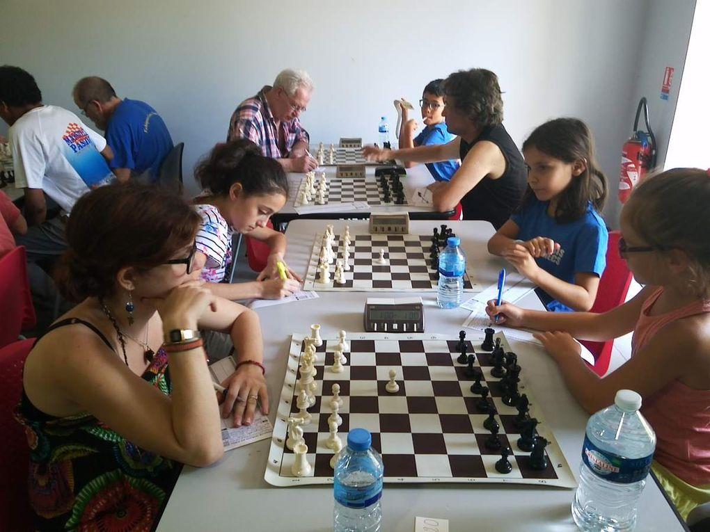 2ème Open d'échecs d'été de Brignoles les 29 et 30 juillet 2017 (MàJ Article Var Matin)