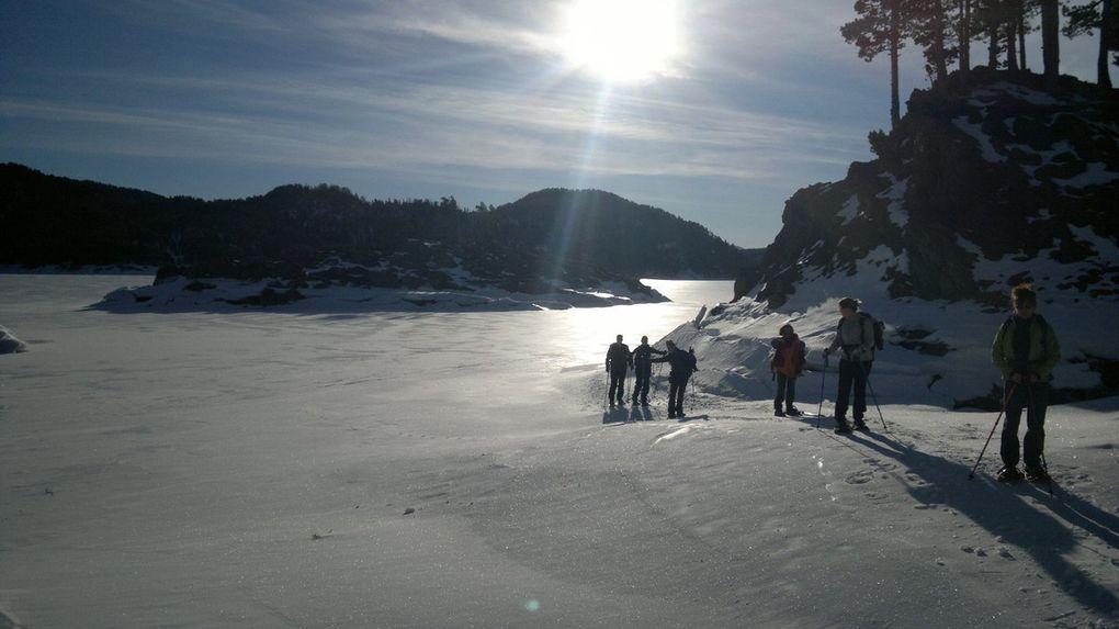 Sortie en montagne , avec accompagnateur en hiver (ouvert a tous public)