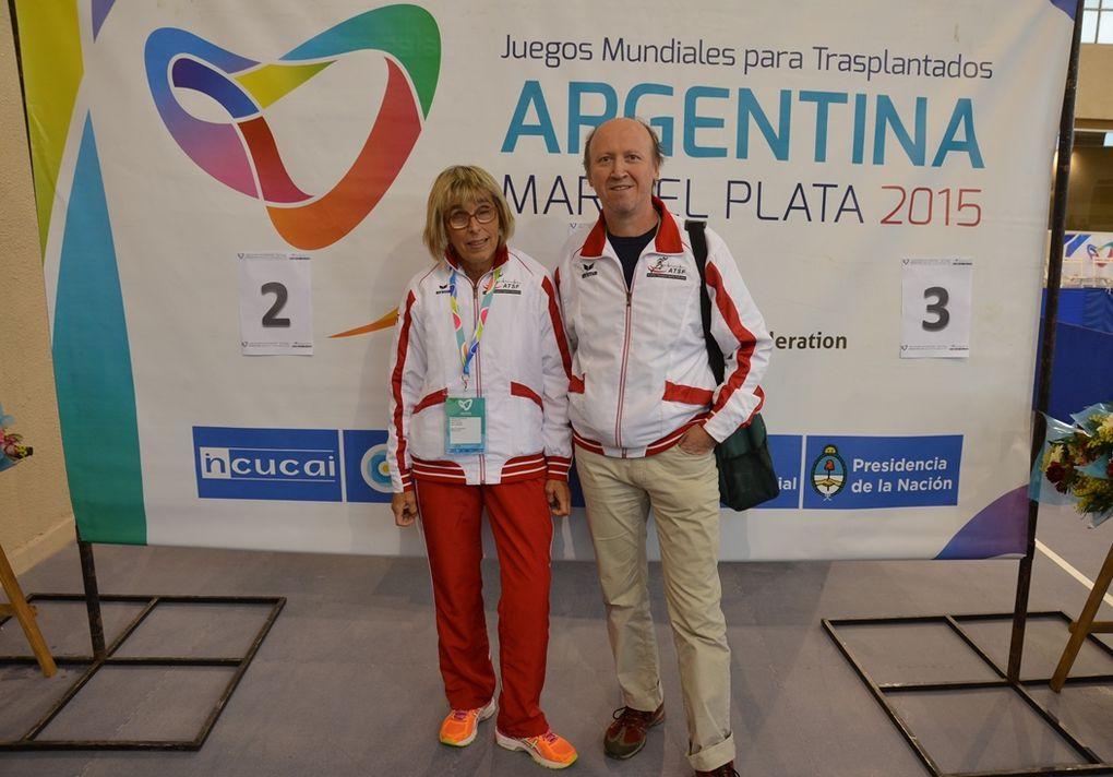 Fotos von den Ereignissen des 3. Tages der World Transplant Games 2015