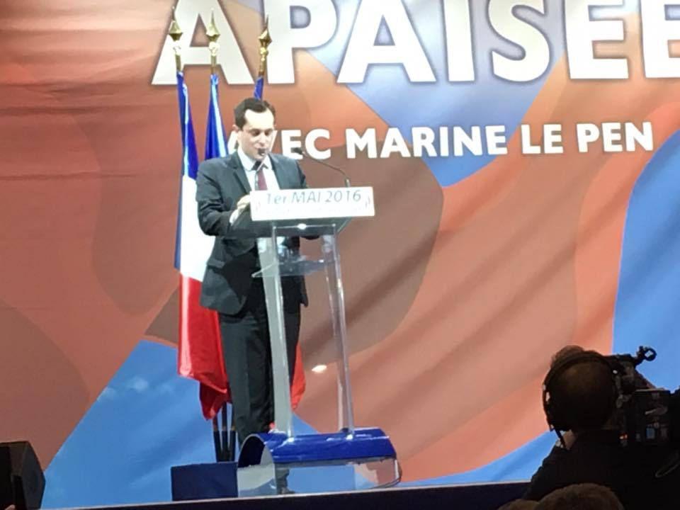 La Corrèze au 1er Mai à Paris