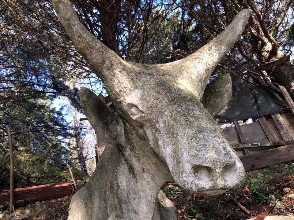 Lo scultore di Santi e di animali della Valnerina
