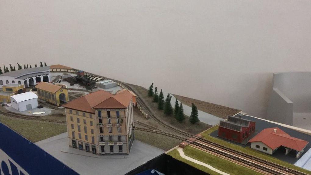 Mostra di modellismo ferroviario a Spoleto