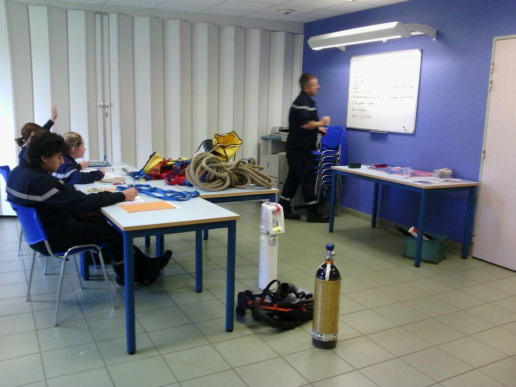 1er cours pour les JSP Stenay
