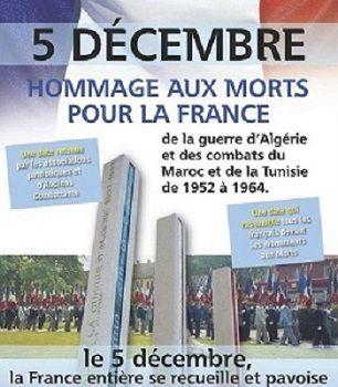 64 ANNEES... A LA MEMOIRE DE TOUS NOS MORTS EN AFRIQUE DU NORD