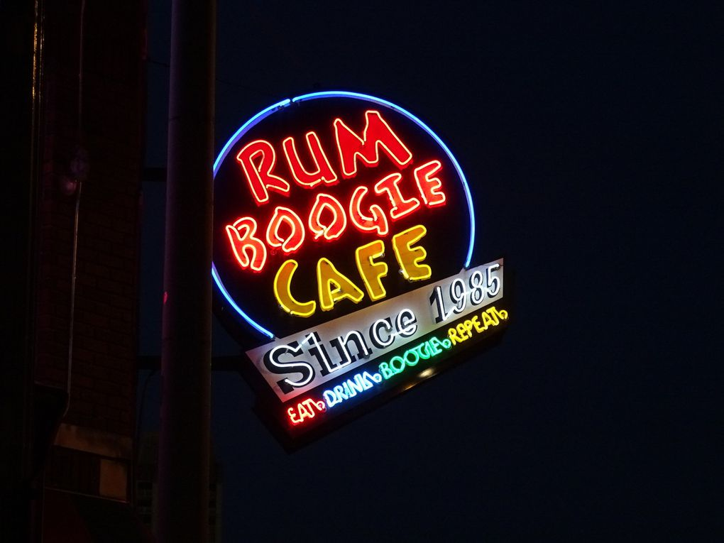 Rum Boogie Café