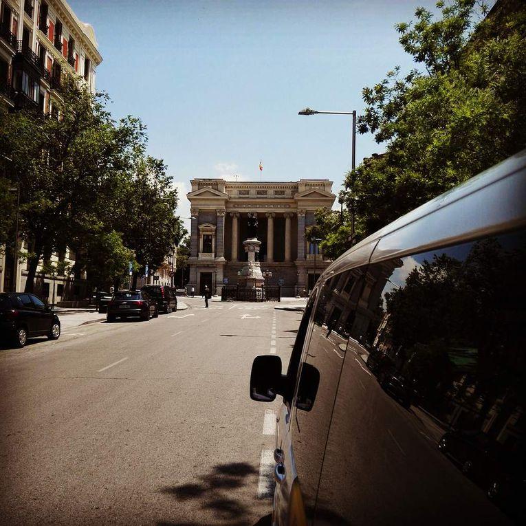 TAXI 7 PLAZAS EN MADRID