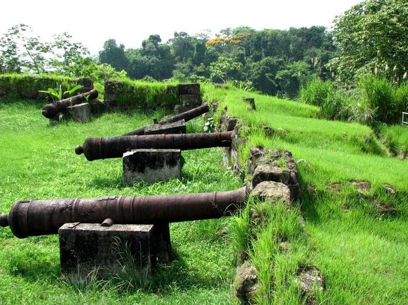 Portobelo, ruta comercial de las Américas