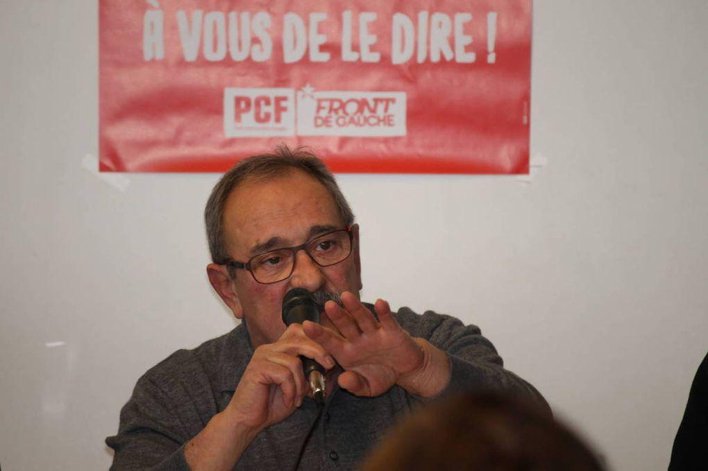 Maud Miliier, René Guillot, Bertrand Mantelet, Jean Pierre Ferrandes, Jean Claude Vaslet, Jean Chambon et Jean Marc Durand sont intervenus dans le débat.