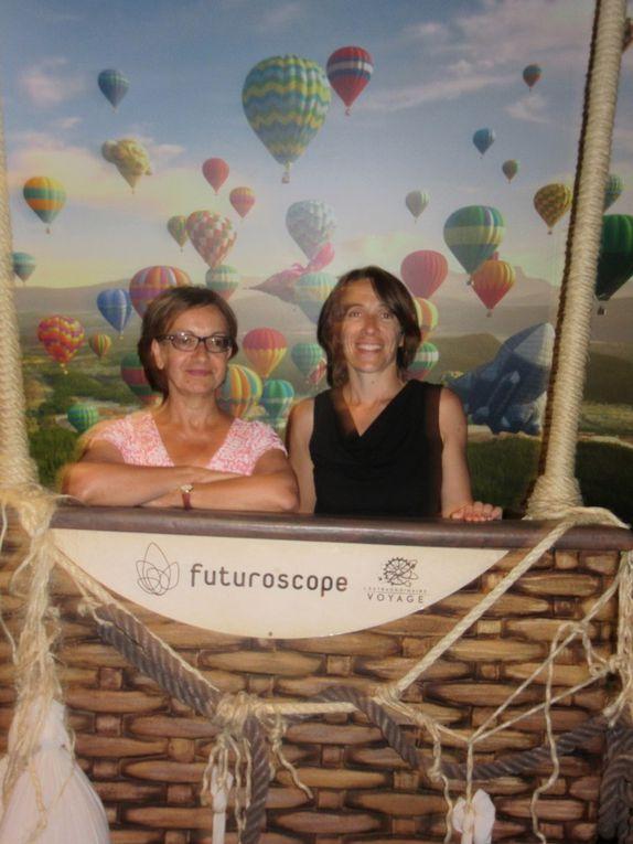 Notre journée au futuroscope